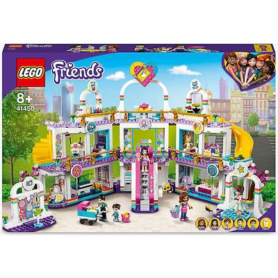 LEGO® Friends 41450 Heartlake City Shopping Mall playset