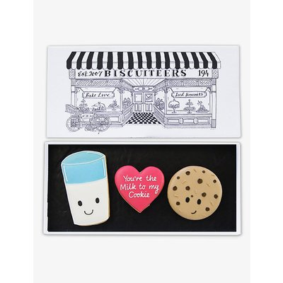 Milk To My Cookie letterbox biscuits 60g