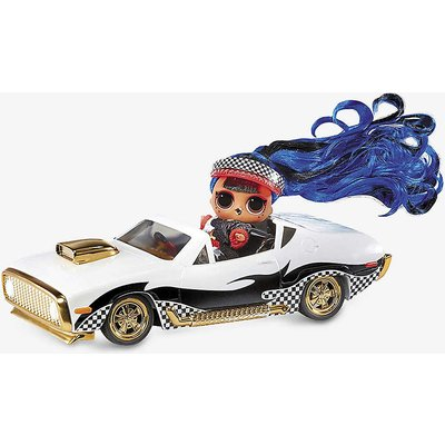 RC Wheels remote control car with limited edition doll