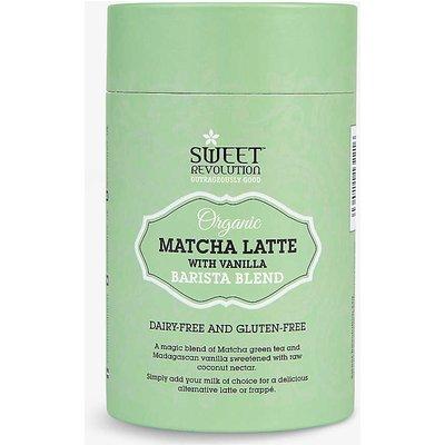 Organic matcha latte with vanilla 70g