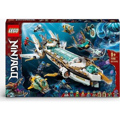 LEGO® Ninjago 71756 Hydro Bounty playset