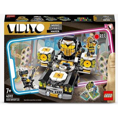 LEGO® 43112 VIDIYO HipHop Robot Car playset