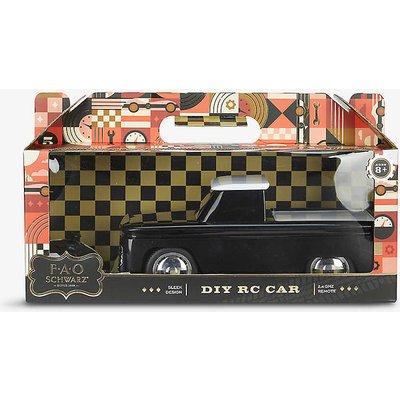 DIY Thunder Car remote-control toy car