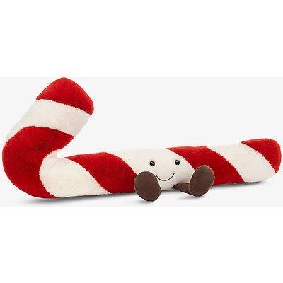 Amuseable large candy cane soft toy 35cm