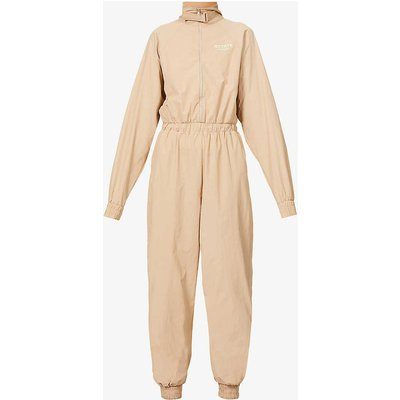 Cliera logo-print recycled-polyamide jumpsuit