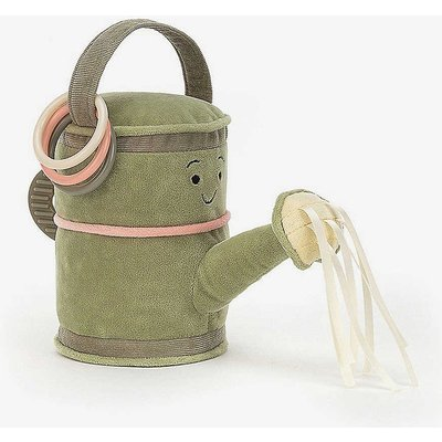 Whimsy Garden Watering Can soft toy 18cm