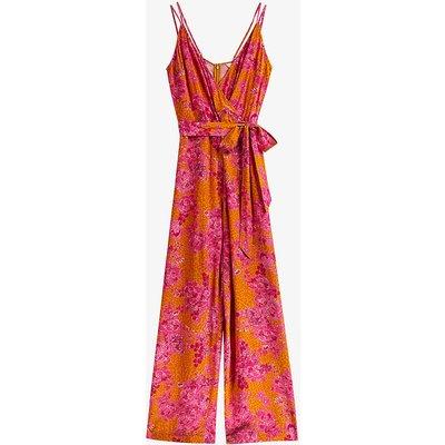 Harbble wide-leg woven jumpsuit