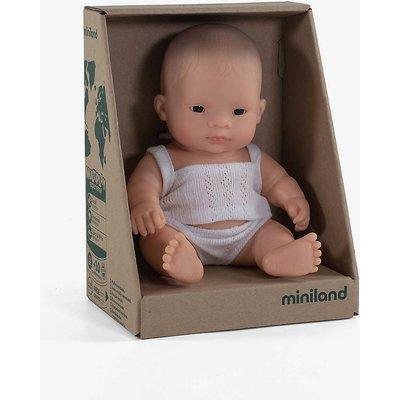 Educational female baby doll 21cm
