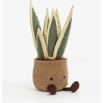 Amuseable Snake Plant soft toy 38cm