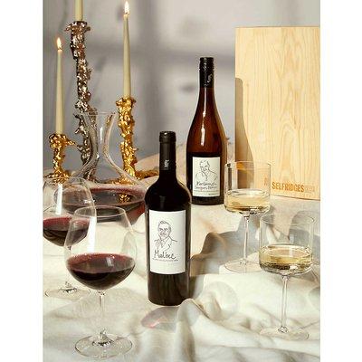 New World Wine gift box