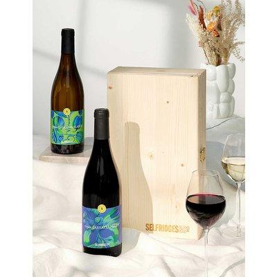 Organic Wine gift box