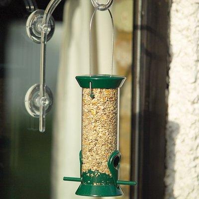 High strength window hook
