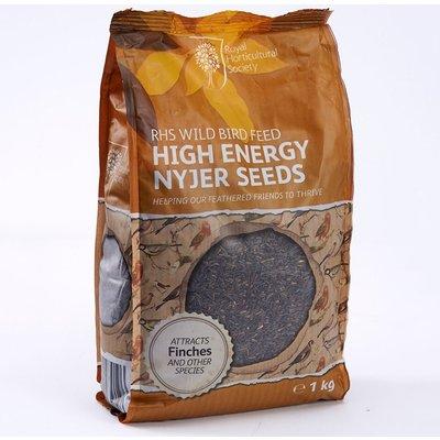 RHS High energy nyjer seeds 1kg