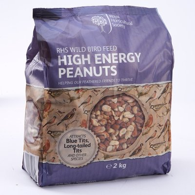 RHS high energy peanuts Buy 4 and save
