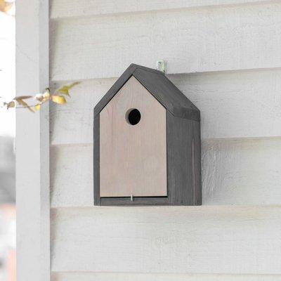 Spruce bird house