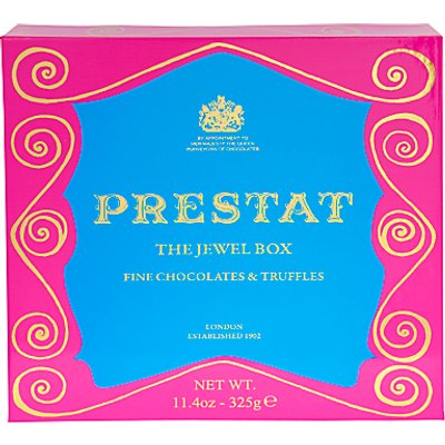 Prestat Chocolate Jewel Box, 325g