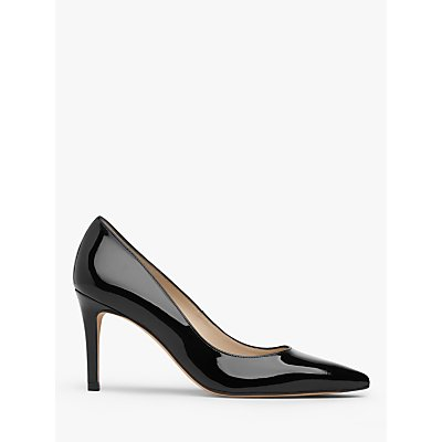 L.K.Bennett Floret Pointed Toe Court Shoes