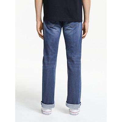 8033666887465 | Diesel Larkee Straight Jeans  Blue 8XR