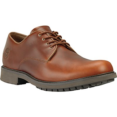 Timberland Earthkeeper Stormbucks Leather Shoes, Tan