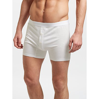 5055611511013 | Sunspel 2 Button Boxer Trunks