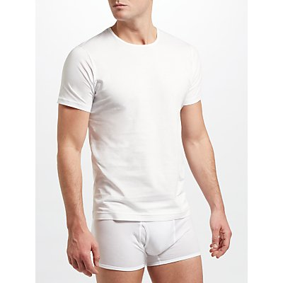 5055611510085 | Sunspel Short Sleeve Underwear Crew Neck T Shirt