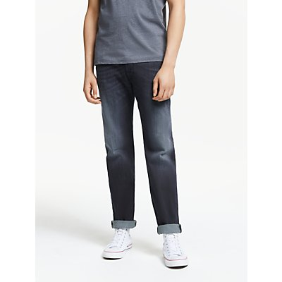 8057095657963 | Diesel Waykee Straight Jeans  Mid Wash 0814W