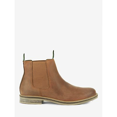 Barbour Farsley Slip On Boots, Brown