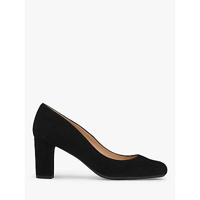 L.K.Bennett Sersha Block Heeled Court Shoes