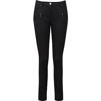 5052265886092 | Pure Collection Stretch Zip Pocket Trousers