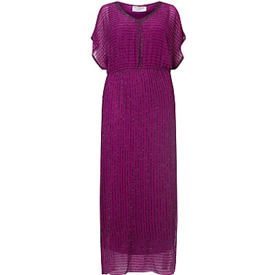 Studio 8 Verina Sequin Maxi Dress, Magenta