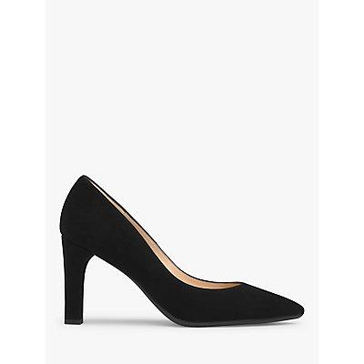 L.K.Bennett Tess Block Heeled Court Shoes