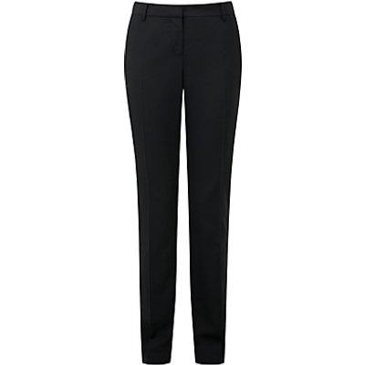 5052265455625 | Pure Collection Lana Slim Leg Trousers  Black