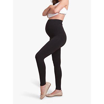 S  raphine Holi Maternity Leggings  Black - 5055307207749