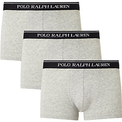 Polo Ralph Lauren Cotton Trunks  Pack of 3 - 3614710779179