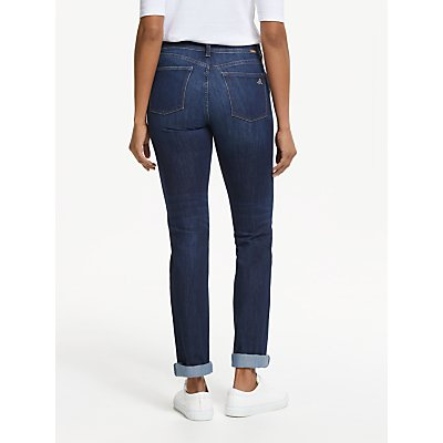DL1961 Coco Curvy Straight Jeans  Solo - 845223063650