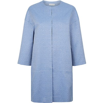 Damsel in a Dress Milo Coat, Blue