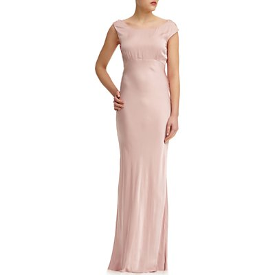 Ghost Salma Satin Maxi Dress