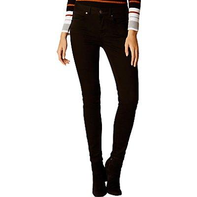 Karen Millen Clean Jeans  Black - 5054236161054