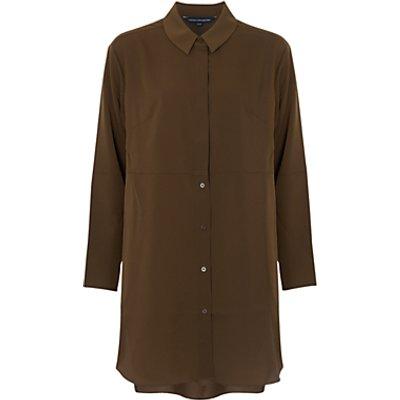 French Connection Sammy Oversized Shirt - 889042039151