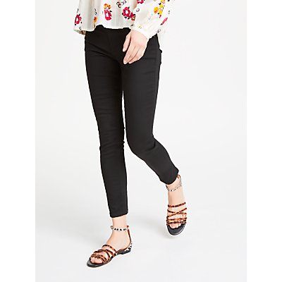 AND OR Avalon Ankle Grazer Jeans  Black - 22858580