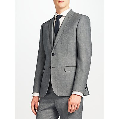 Kin by John Lewis Clifton Slim Fit Suit Jacket  Grey - 23394391