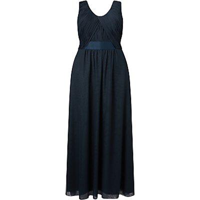 Studio 8 Luna Maxi Dress, Navy