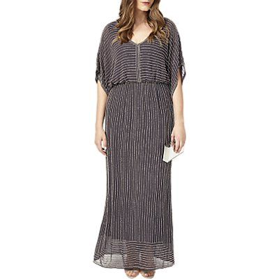 Studio 8 Verina Sequin Maxi Dress, Pewter