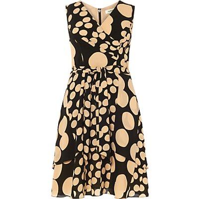 Studio 8 Alissa Dress, Black/Blush