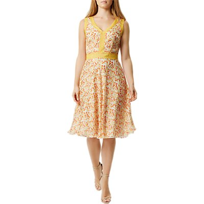 Damsel in a Dress Amsterdam Tia Dress, Orange