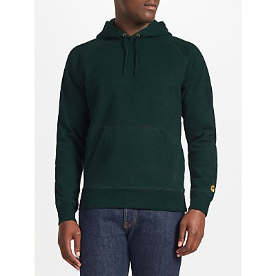 4058459237757 | Carhartt WIP Hooded Sweatshirt  Parsley