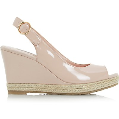 Dune Klicks Wedge Heel Sandals - 5057137410450