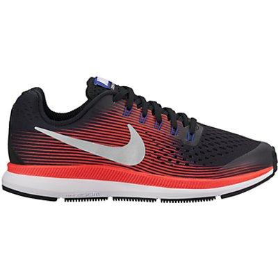 Nike Children s Air Zoom Pegasus 34  GS  Running Shoes - 0884751773242