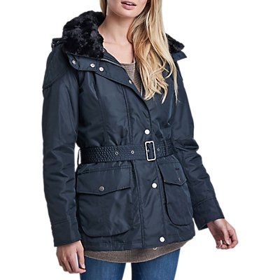 Barbour International Outlaw Jacket  Navy - 885798501461