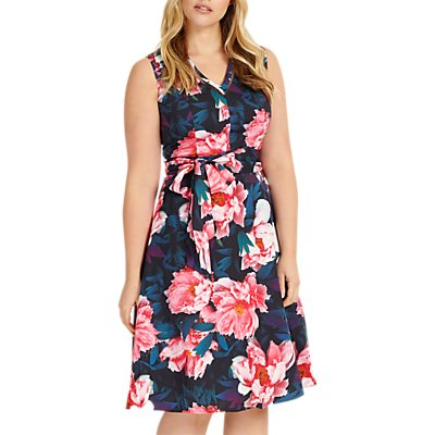 Studio 8 Everly Floral Dress, Multi